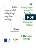 9.Unit 2 Monitoring and Data Analysis of the Spanish Demo Building UHU