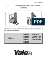 YALE (D849) MR20HD LIFT TRUCK Service Repair Manual.pdf