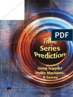 Time Series Prediction Using SVMs A survey - PDF.pdf
