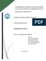 Unidad Didactica ADM. 0 PA