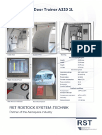 Door Trainer Brochure - A320