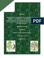 Informe de Area Manejo Forestal Ratania_ispacas