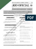 Pliego de Cargos Por Servicios Administrativos Prestados Por La AMP en El Ámbito Portuario