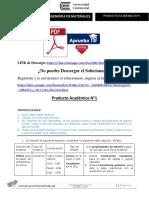 PA1 - INGENIERÍA DE MATERIALES