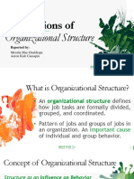 GRP. 10 - Foundations of Organization Structure