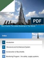 burjkhalifa- Structural System