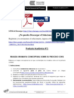 Producto Académico Nº 1 - TEORÍA GENERAL DEL PROCESO