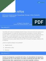 Diarrea en Pediatría - Miguel Tomas