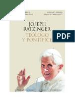 Benedicto XVI Teólogo y Pontífice