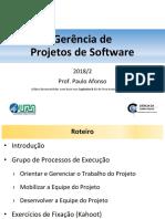 6 - Grupos de Processo de Execução e Controle - P1