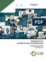 StudiuCIB implementarea eticii- coduri de etica, departamente de etica.pdf