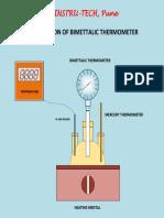 Bimettalic Thermometer NEW