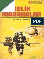 Isaac Asimov - Çelik Mağaralar (1).pdf