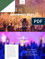 Mídia Kit - 29ª Queremos Deus 2019