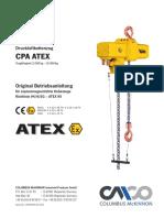 ATEX CPA manual