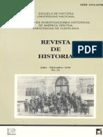 1996. Vargas - Música y Estado en Costa Rica 1845-1942