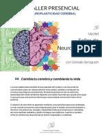 Programa Taller Neuroplasticidad 2019