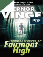 Tiempos nuevos en Fairmont High - Vernor Vinge.pdf