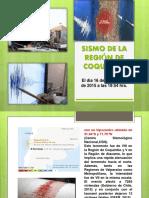 Sismo de La Región de Coquimbo
