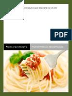 Pastas y Salsas Decodificadas - Angelo Campione