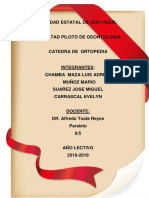 Diagnóstico y Plan de Tratamiento Según La Cefalometría de Jarabak