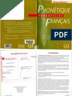 Phonetique Progressive du Francais Niveau Debutant.pdf