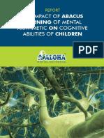 ALOHA Benefits ScientificReport