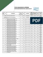 Inventario Fisico de Vehiculos ILP 2017