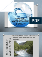 chapter 1- Water Resources and Quality.ppt