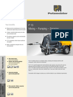 P 13 DMR and EMR Brochure