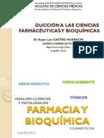 Introducción a Las Ciencias Farmacéuticas y Bioquímicas