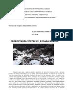 Proiect Agrement Poiana Brasov