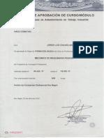 Curriculum Chavez