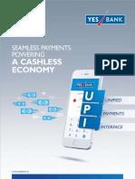 UPI for Businesses Brochure