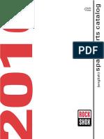 Rosck Shox Reba 2016 SPC