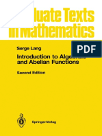 Introduction to Algebriac and Albelian Functions (Lang).pdf