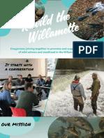 Rewild the Willamette - Event Presentation 12.04.18