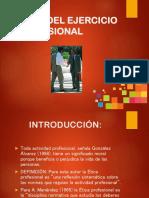 4.2) Etica Profesional y Principios Sociales