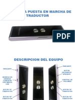 Manual Traductor
