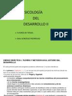 Psicologia Del Desarrollo 2 Piaget y Vygotsky