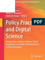 Information Technology in Global Economy- Policypracticeanddigitalscience
