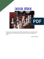 44 Brillaint Sacrifices Attacks