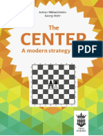 The Center a Modern Strategy Guide, Adrian Mikhalchisin and Georg Mohr