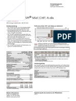 Fact Sheet Ubs Etf Ch-spi Mid Chf a-dis Ch0130595124 de 20180430