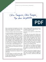 Lettre aux français du Président de la République - 13-01-2019