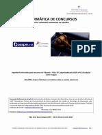 09 Informática de Concursos Tribunais