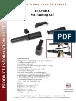 LBT M-4 Padding Kit