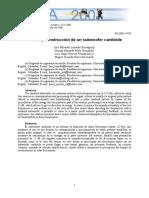 Diseño y construcción de un subwoofer cardioide