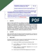 08 Criterios de Seguridad Operativa de Corto Plazo Para El SEIN