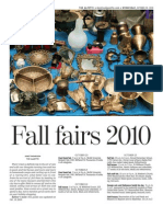 Montreal Gazette Fall Fairs Guide 2010